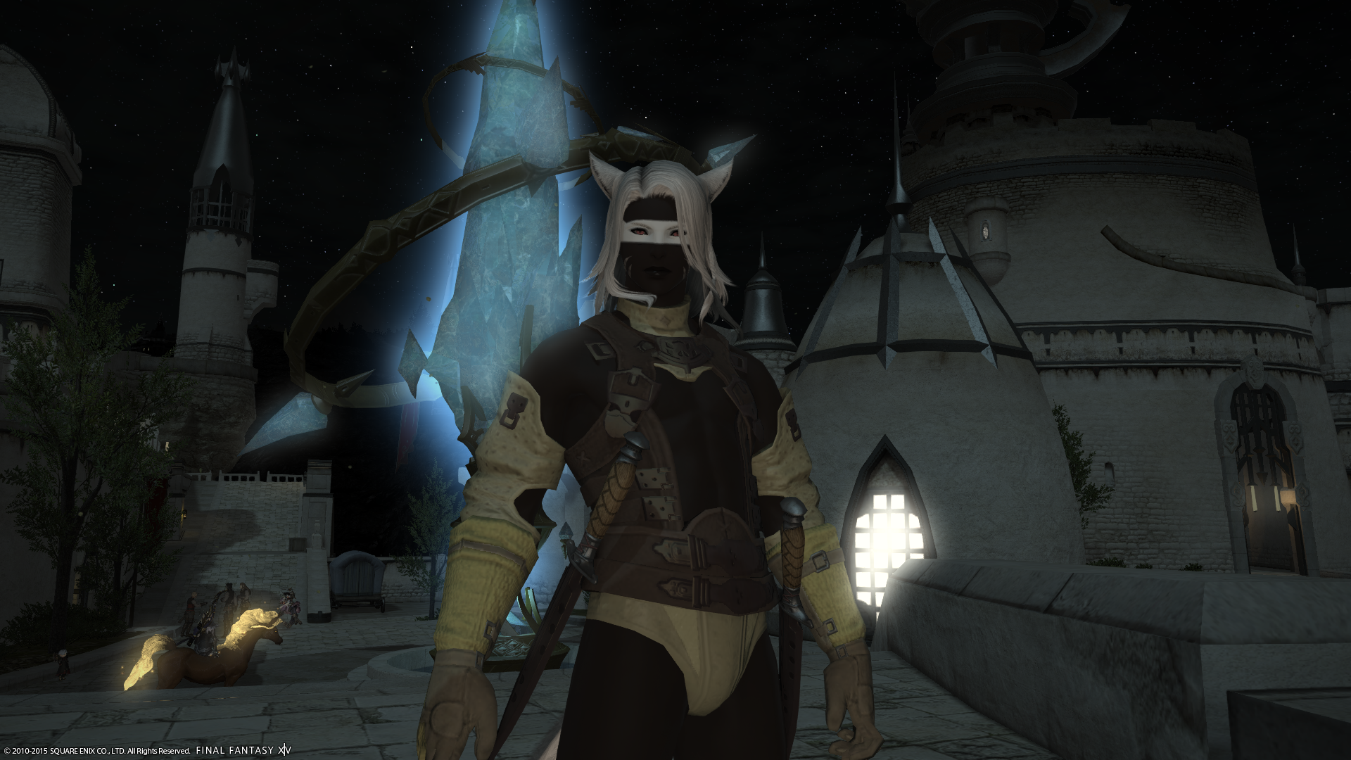 Here Comes Final Fantasy XIV's Most Entertaining Update Yet