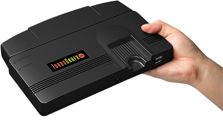 TurboGrafx-16 Mini Launches In March With 50-Ish Games
