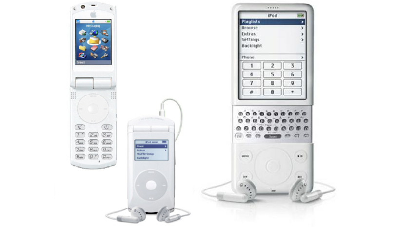 6 Early iPhone Mockups That Were Dead Wrong