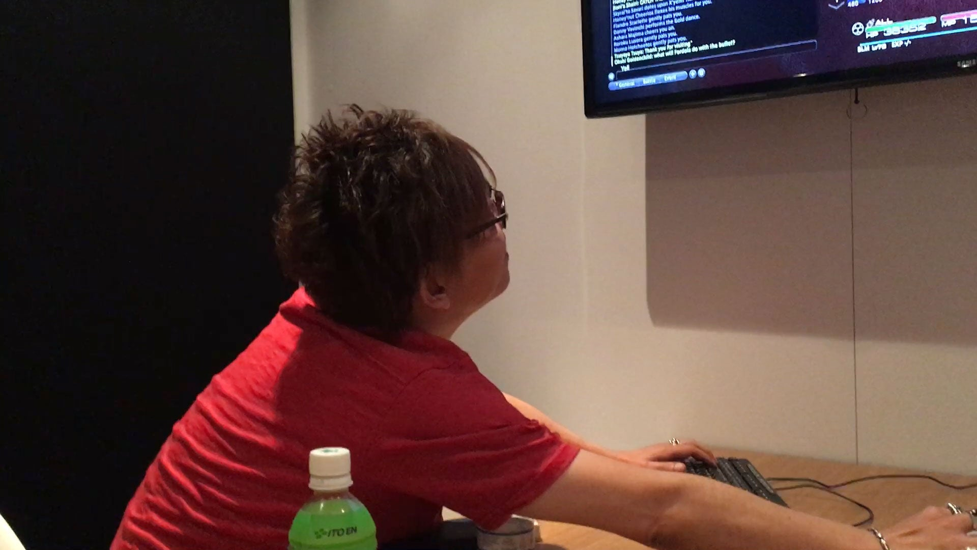 Final Fantasy XIVDirector PlaysFinal Fantasy XIV, Gets Mobbed By Fans