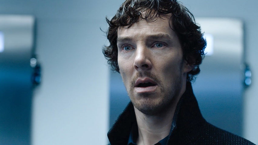 Benedict Cumberbatch Is Related To Sherlock Holmes Creator