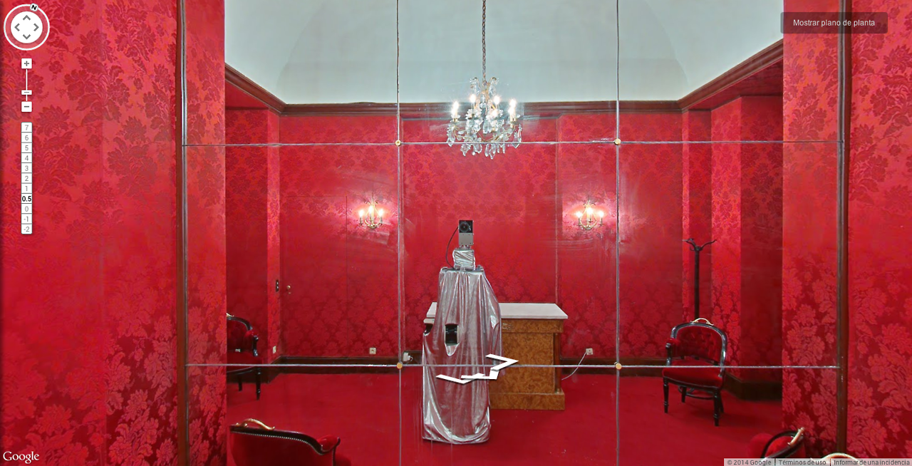 The Creepiness of Accidental Google Street View Camera Selfies