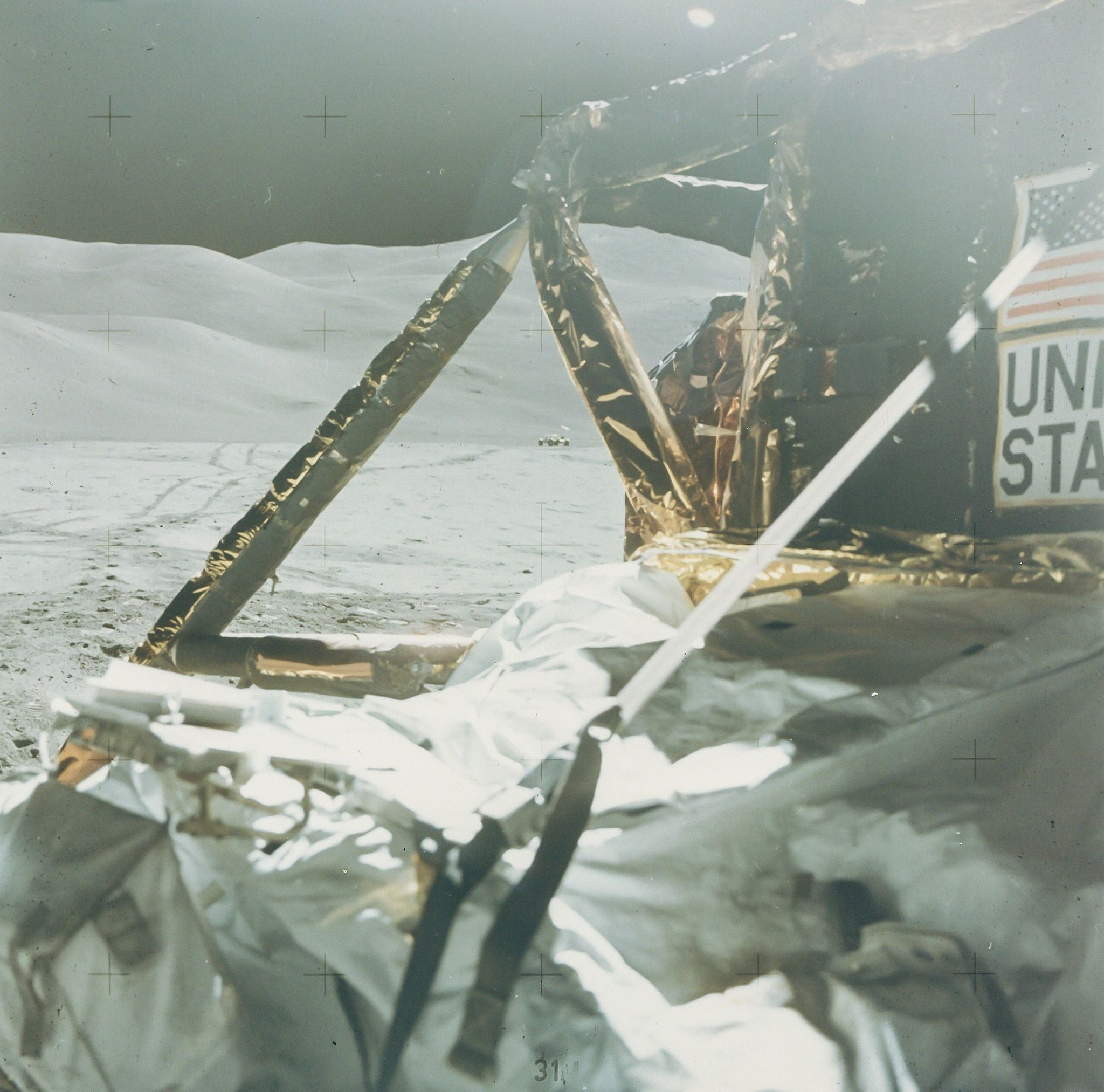 The crappy NASA photographs you never get to see