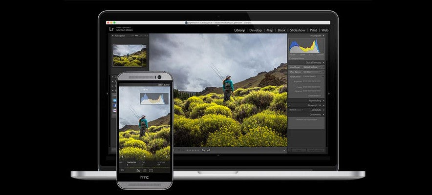 Adobe Lightroom Is Now Available on Android (But Only Phones)