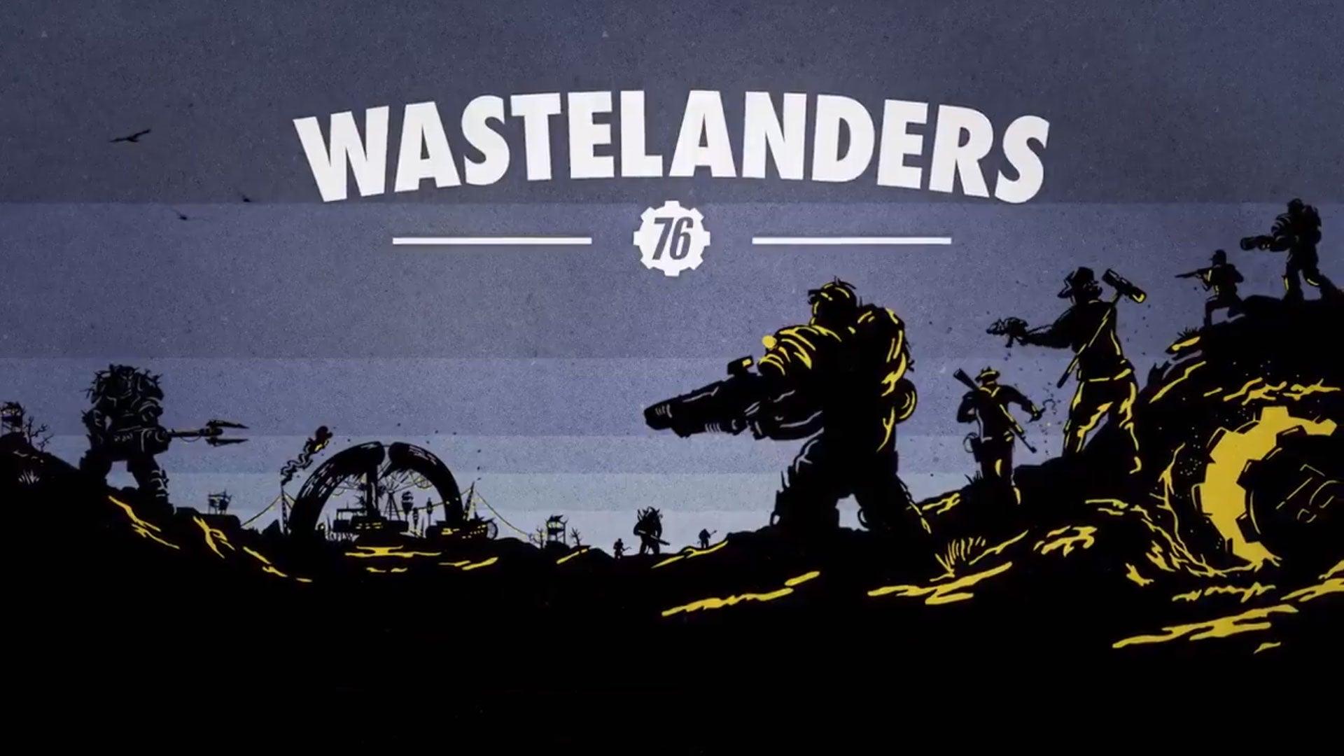 Fallout 76's Next Update Adds Actual NPCs