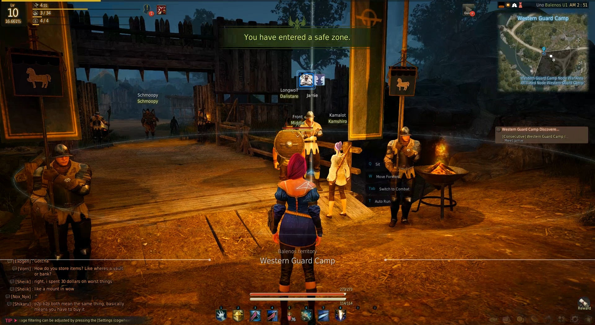 There's A Lot Of Killing Things In The First 30 Minutes Of Black Desert Online