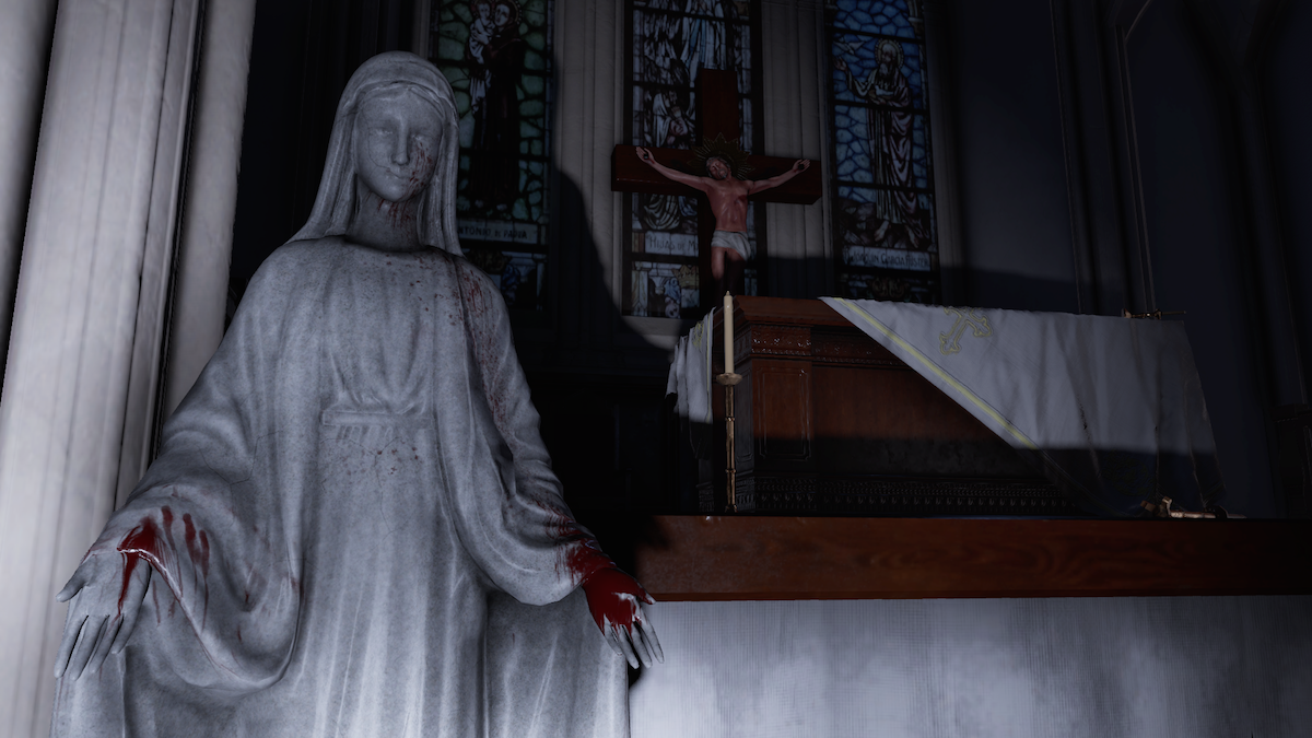 The ExorcistMakes For A Creepy-As-Hell VR Game