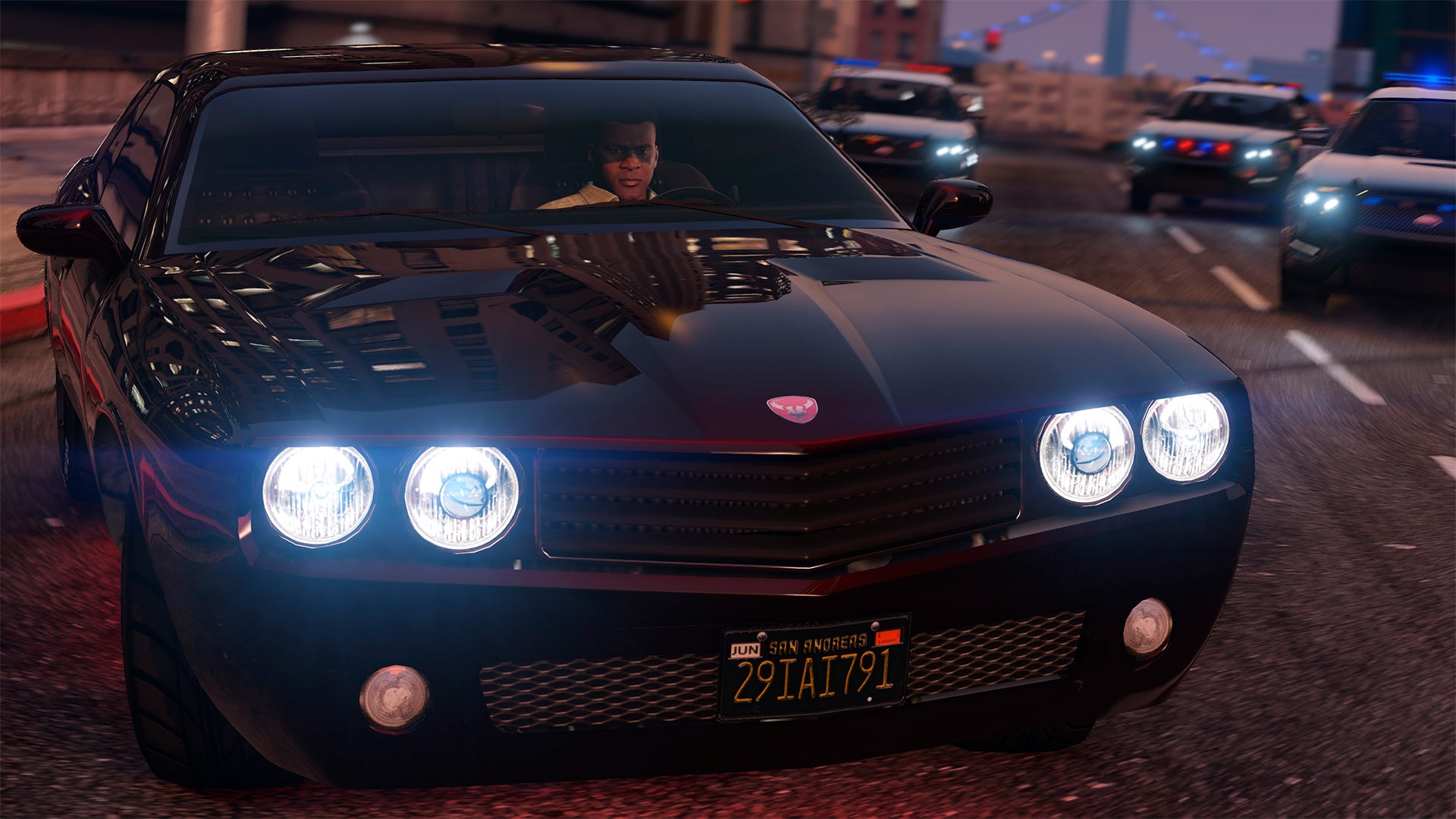 Grand Theft Auto VBenchmarked: Pushing PC Graphics To The Limit