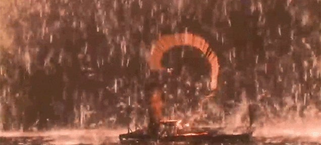 The Most Beautiful Fireworks Show in China Is Literally a Blacksmith Throwing Molten Metal Around