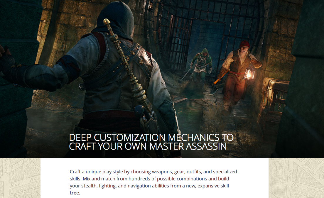 The 2013 Survey That Foretold The Future Of Assassin's Creed