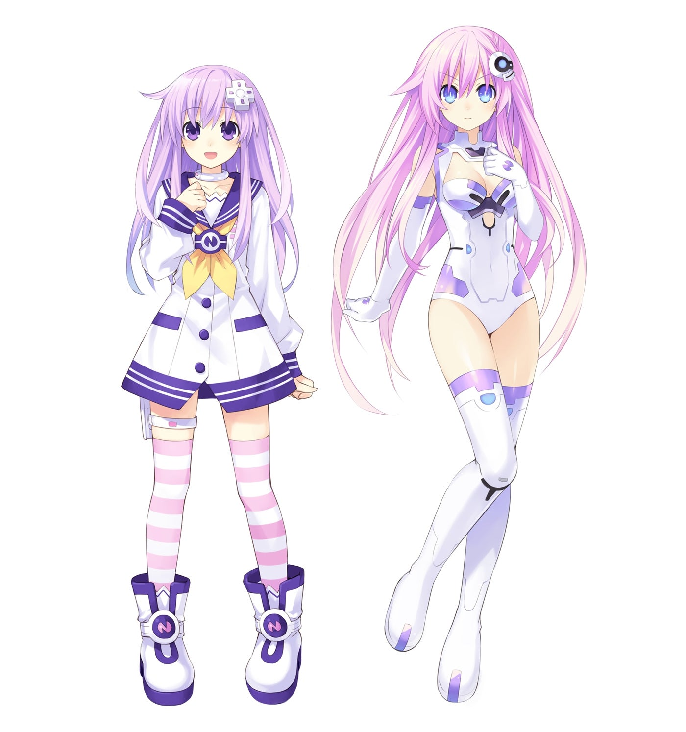 Who's Who In Anime Girls That Are Also Sega Game Consoles