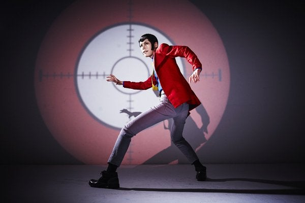 No Further Lupin The Third Cosplay Is Necessary