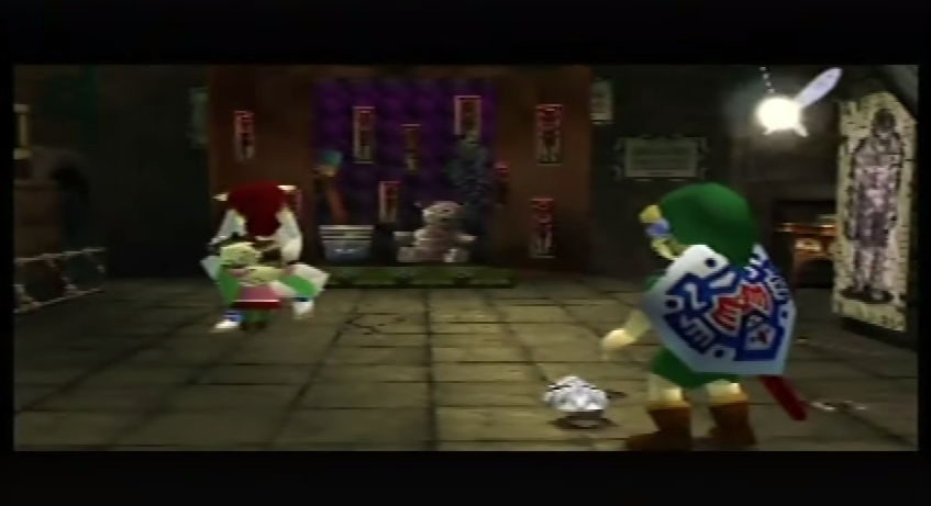 Majora's Mask Is A Game About Death