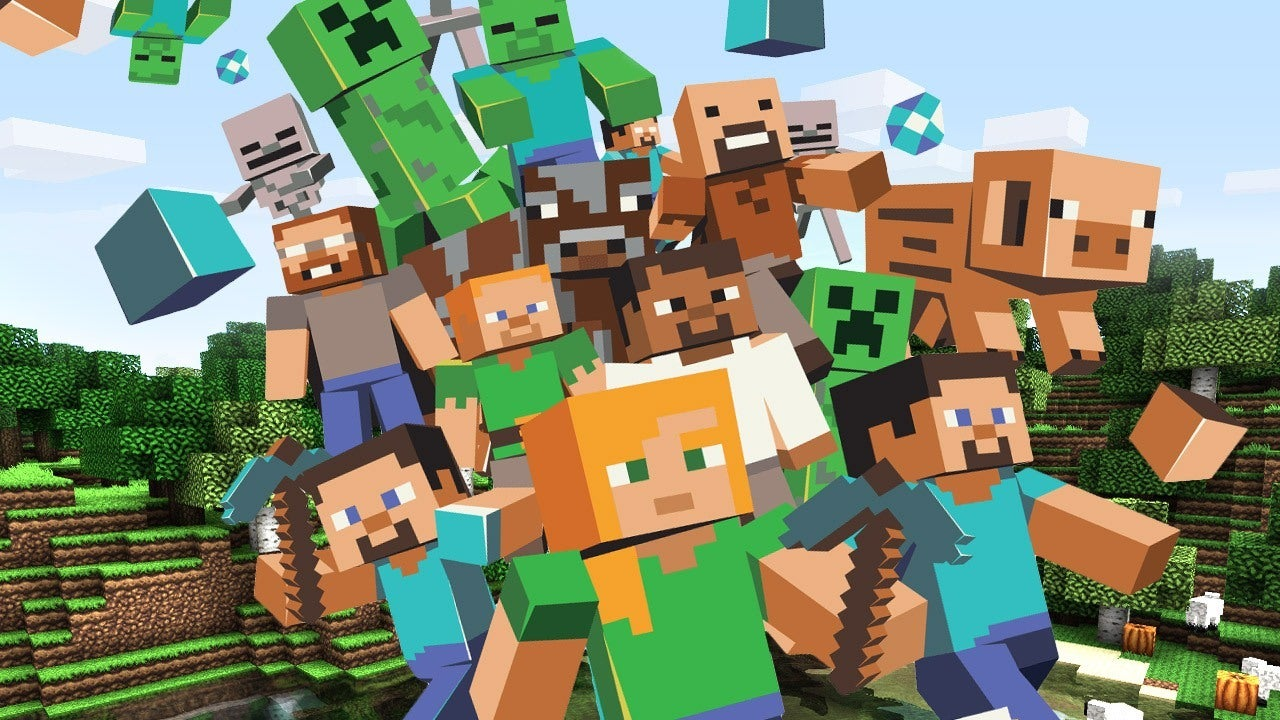 Minecraft Sells 10,000 Copies A Day