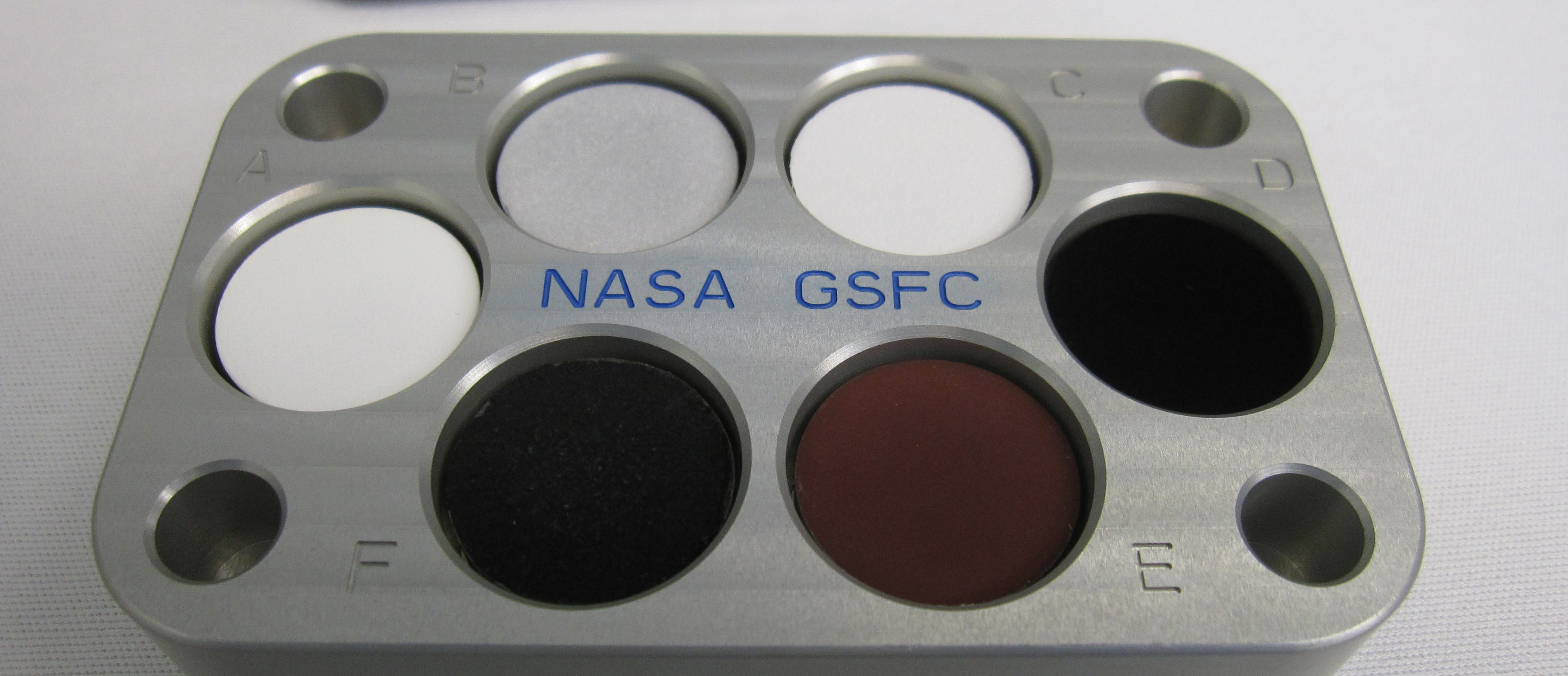 Why NASA Launched One of the Blackest Materials Ever Made Into Space