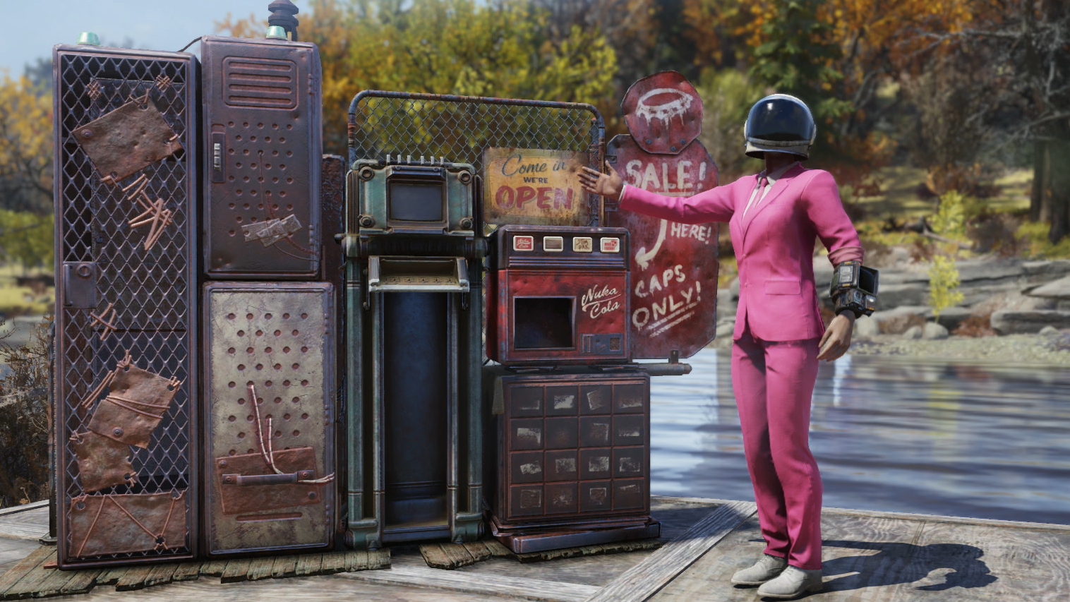 Player-Run Stores Have Made Fallout 76 A Much Nicer Place