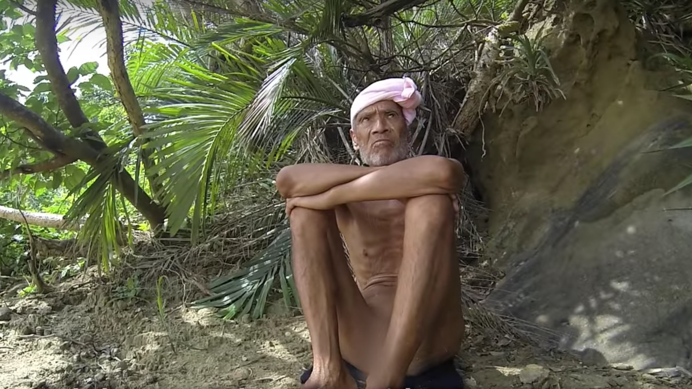 Japan's 'Naked Hermit' Pried From Island Utopia After 29 Years