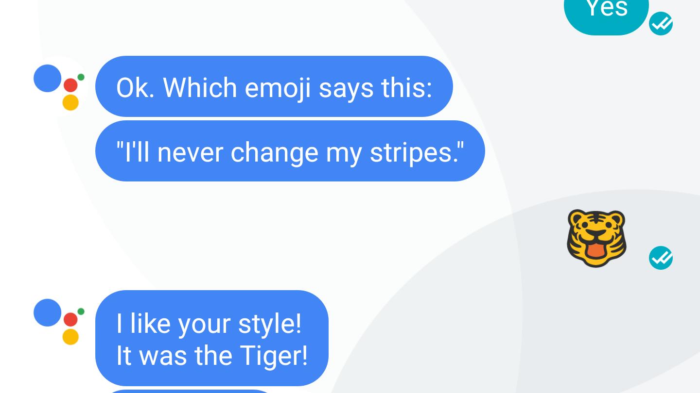 A Screenshot Tour Of Allo, Google's New Smart Messaging App