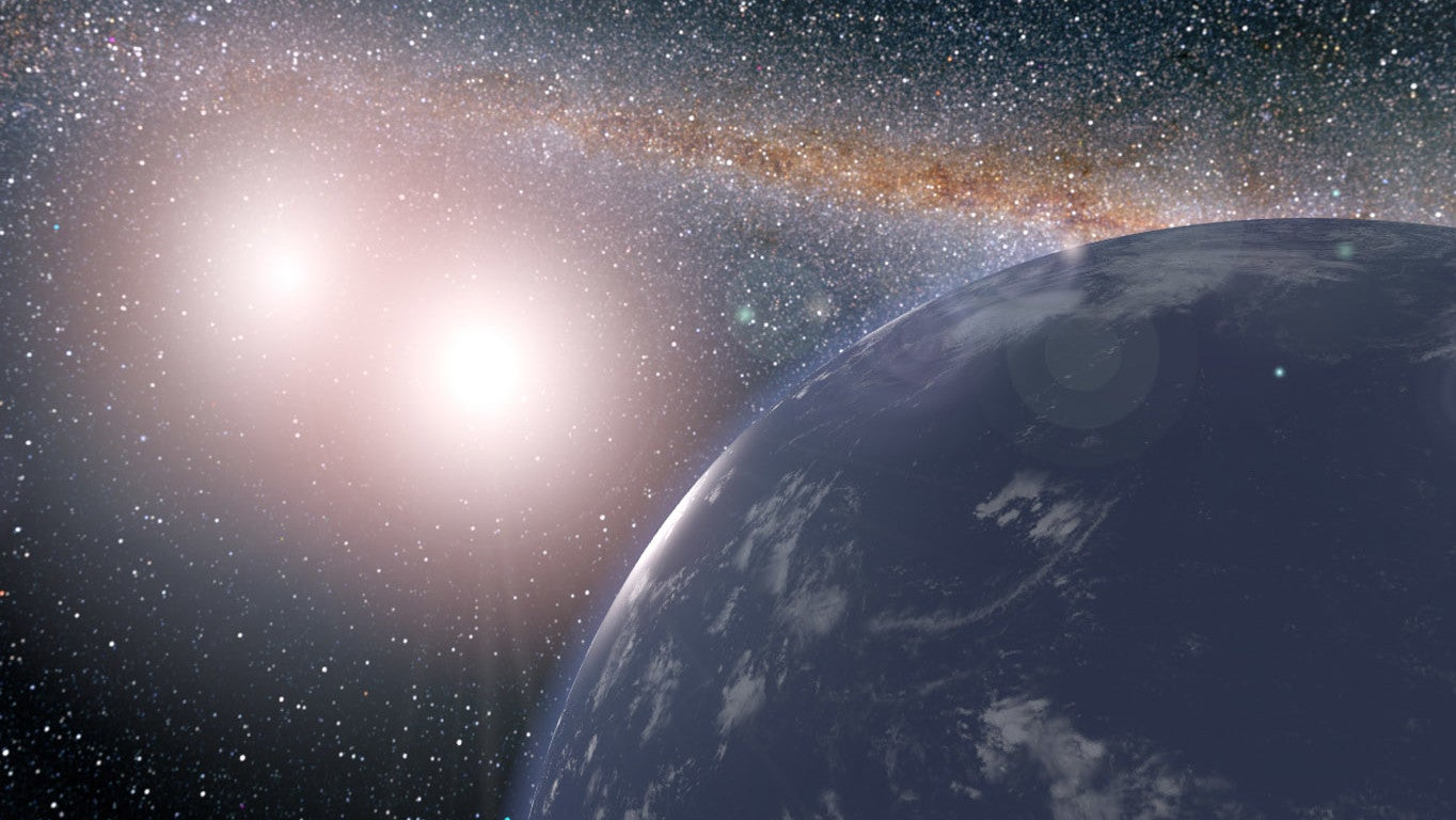 Water Worlds Could Have Mind-Bogglingly Deep Oceans, New Models Suggest