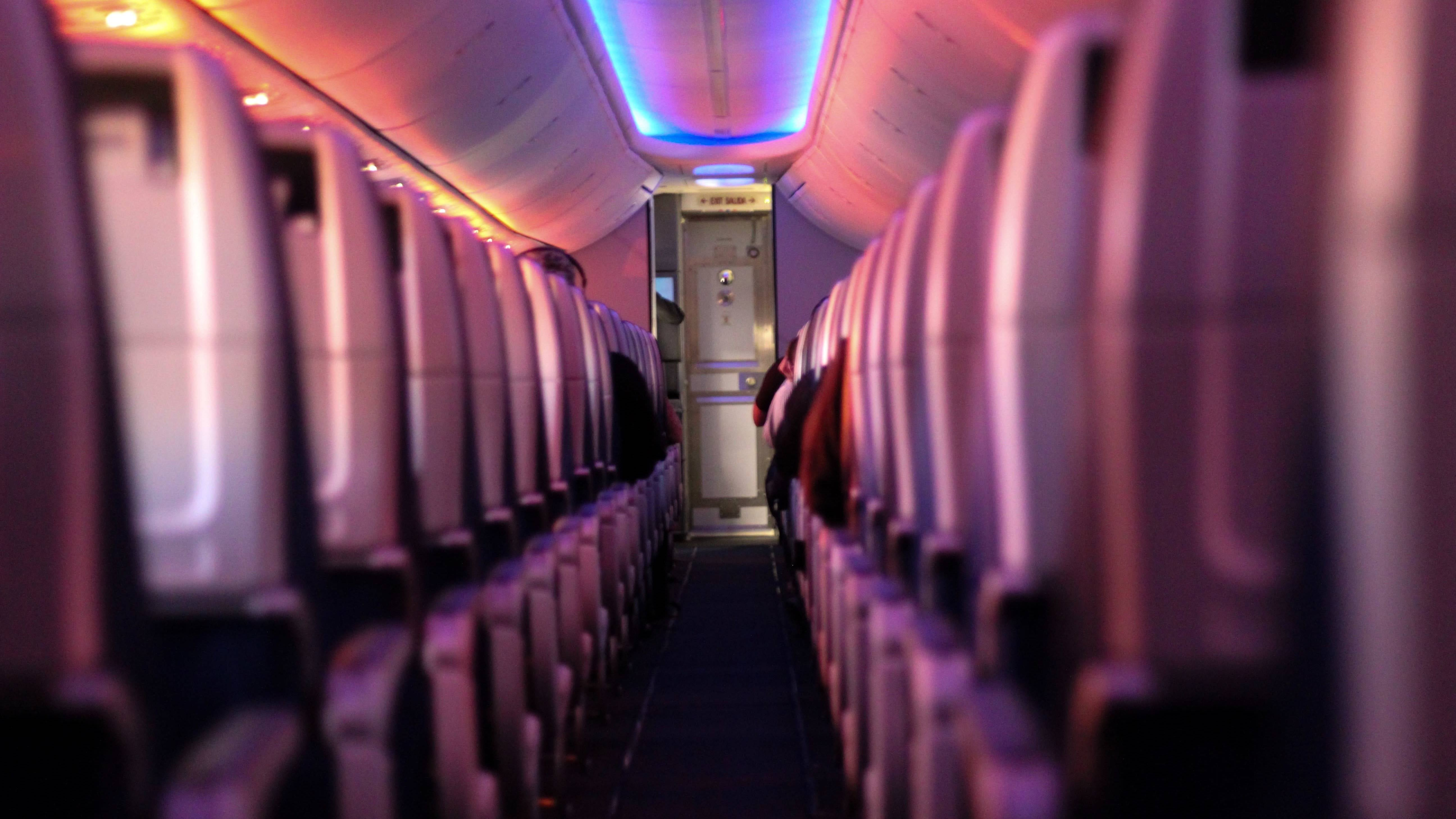 Get A Break From Your Kids On A Plane By Booking A 'Holiday Seat'
