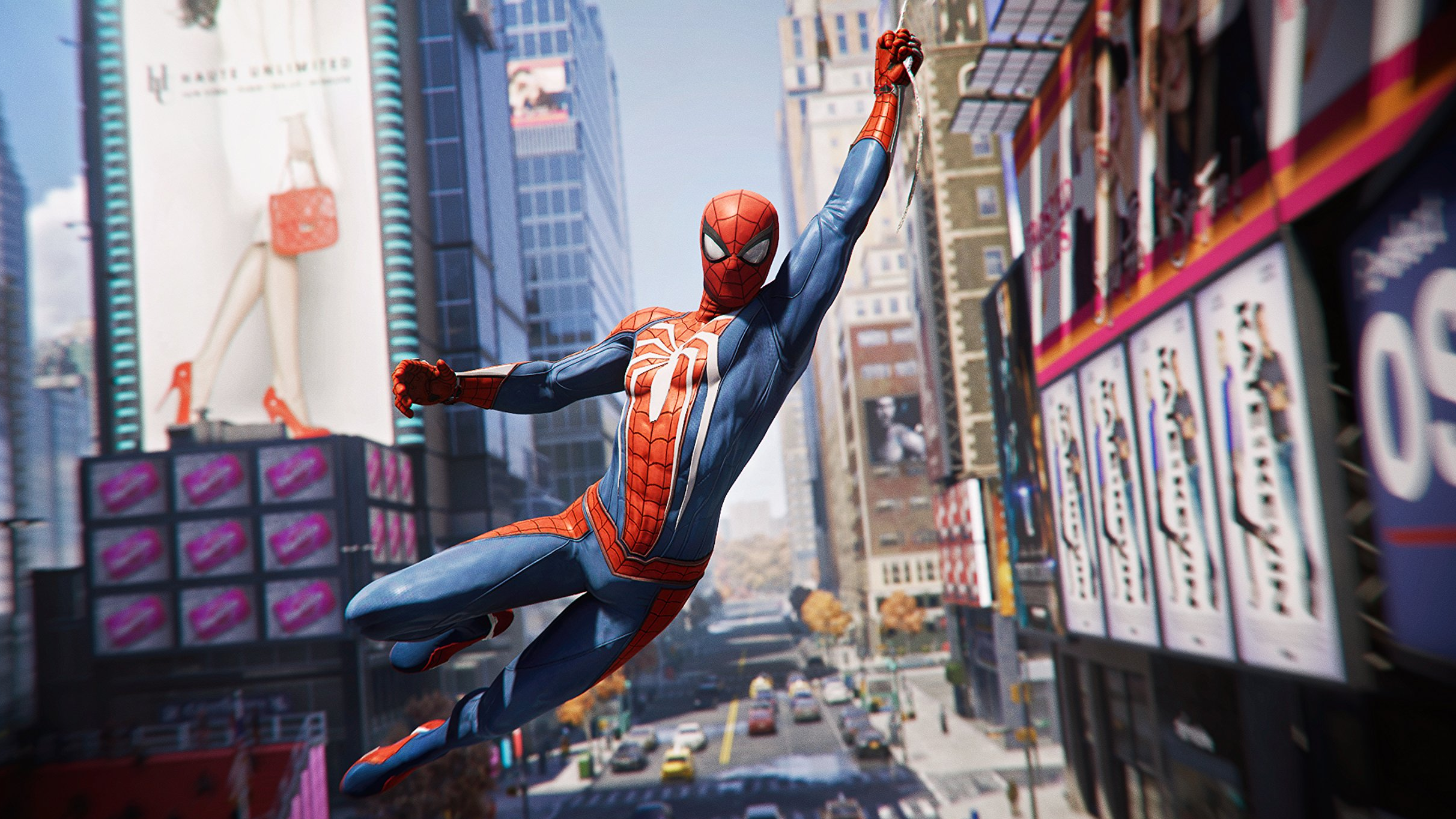 Spider-Man PS4 Players Are Still Holding Out Hope For The 'Sam Raimi Suit'