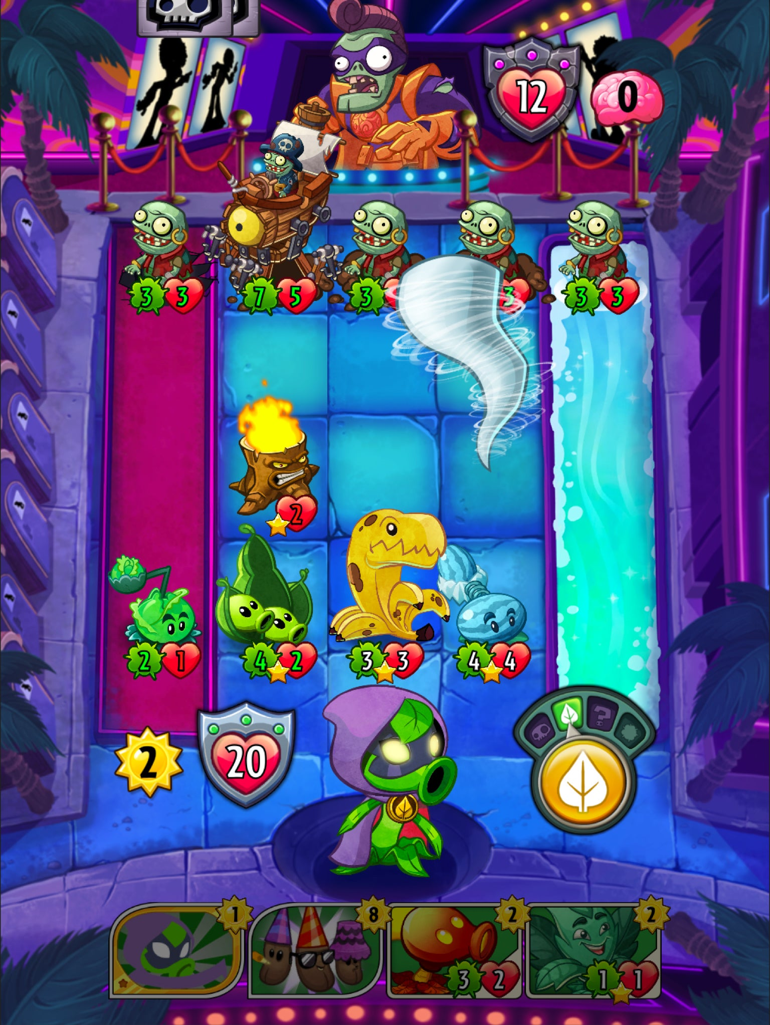 Hearthstone-Style Plants Vs. Zombies Spin-Off Launches