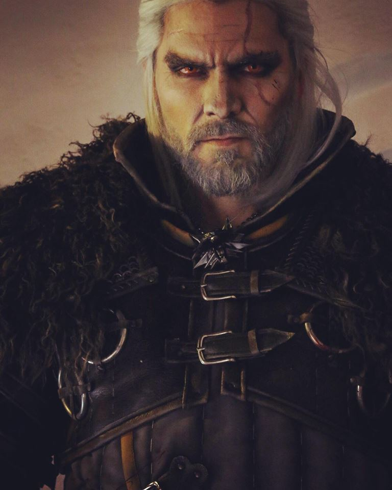 Cosplayer Becomes Geralt, Witcherest Of Witchers