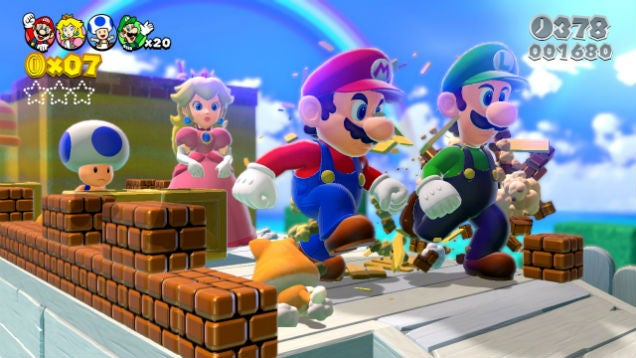 What Made Super Mario 3D World So Great