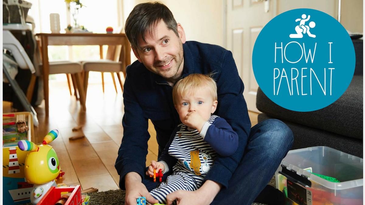 I'm 'Man Vs Baby' Blogger Matt Coyne, And This Is How I Parent