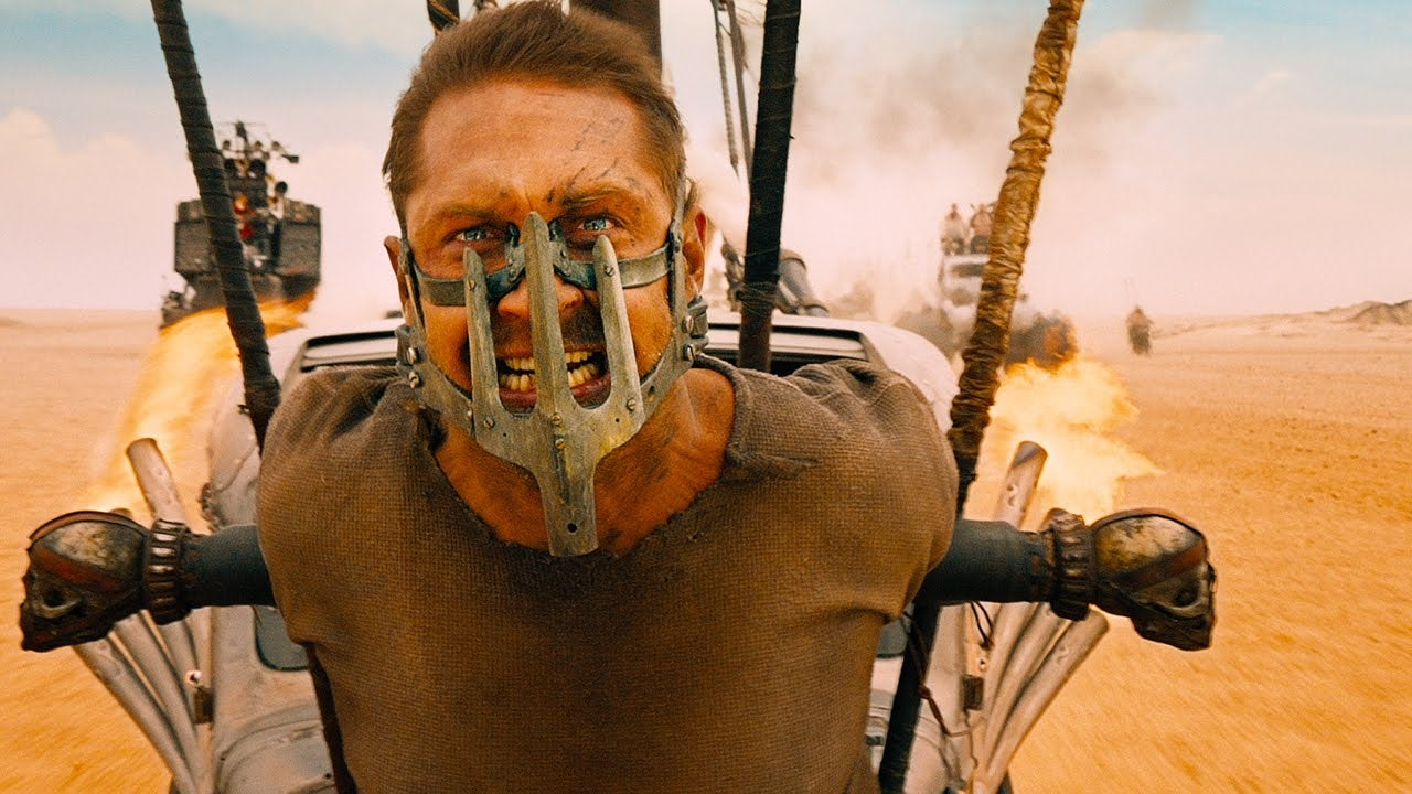 Mad Max Won All The Oscars, Except The Ones It Really Deserved