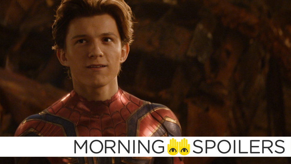 Updates On Spider-Man: Far From Home And Child's Play