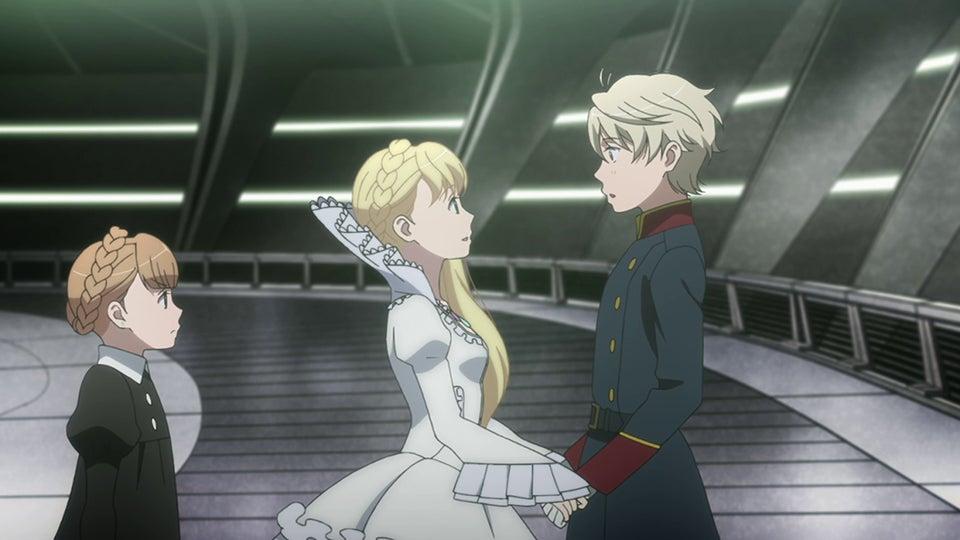 Aldnoah.Zero is a Dark Twist on Gundam