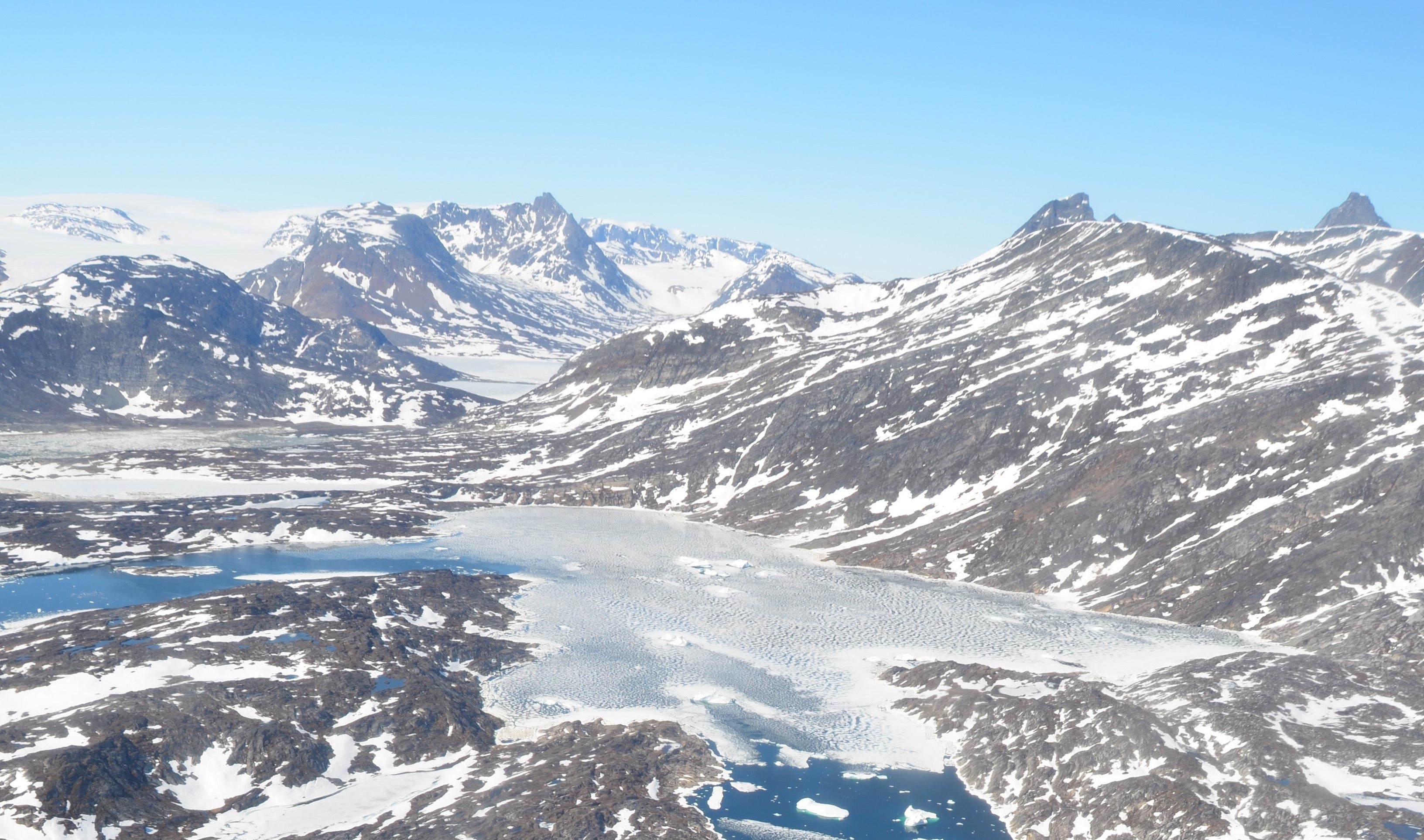 Most Of Greenland Melted In The Recent Past, Study Finds