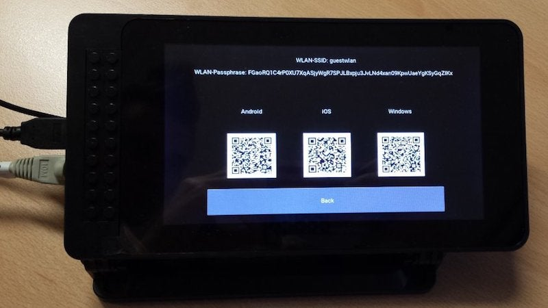 Create A QR Coded, Easy-Access Guest Wi-Fi Network With A Raspberry Pi