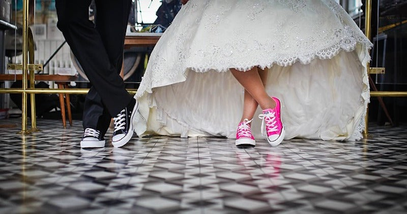 No, Getting Married Doesn't Make You Liable For Your Spouse's Old Debt