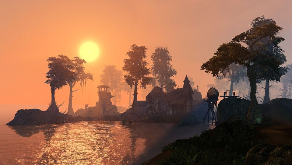 Bethesda Might Have Gone Out Of Business If Not For Morrowind