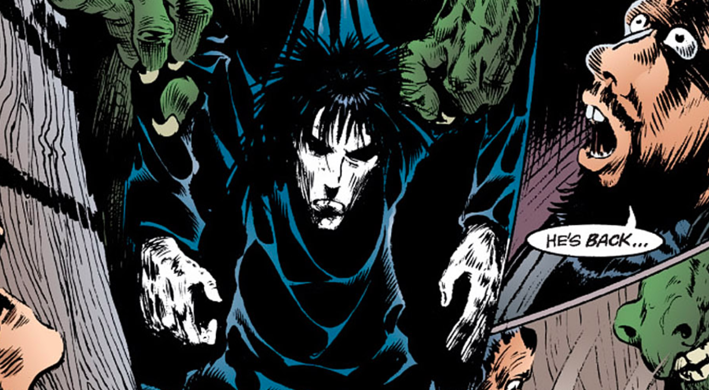 The Sandman Audio Drama Has Found Its Dream In James McAvoy