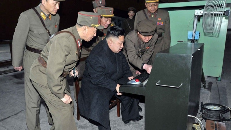 North Korea Is Now Faking Video Footage, Apparently