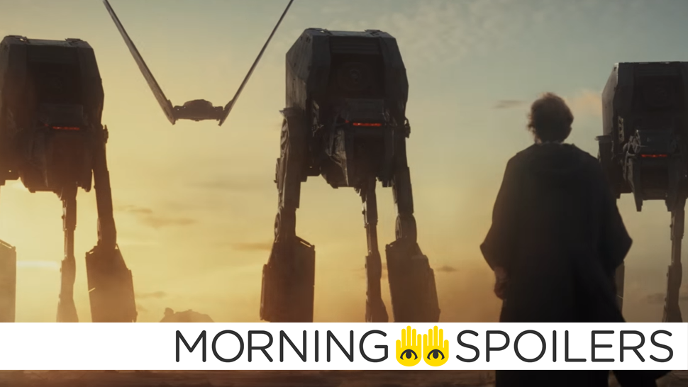Updates From Preacher And Star Wars: Episode IX