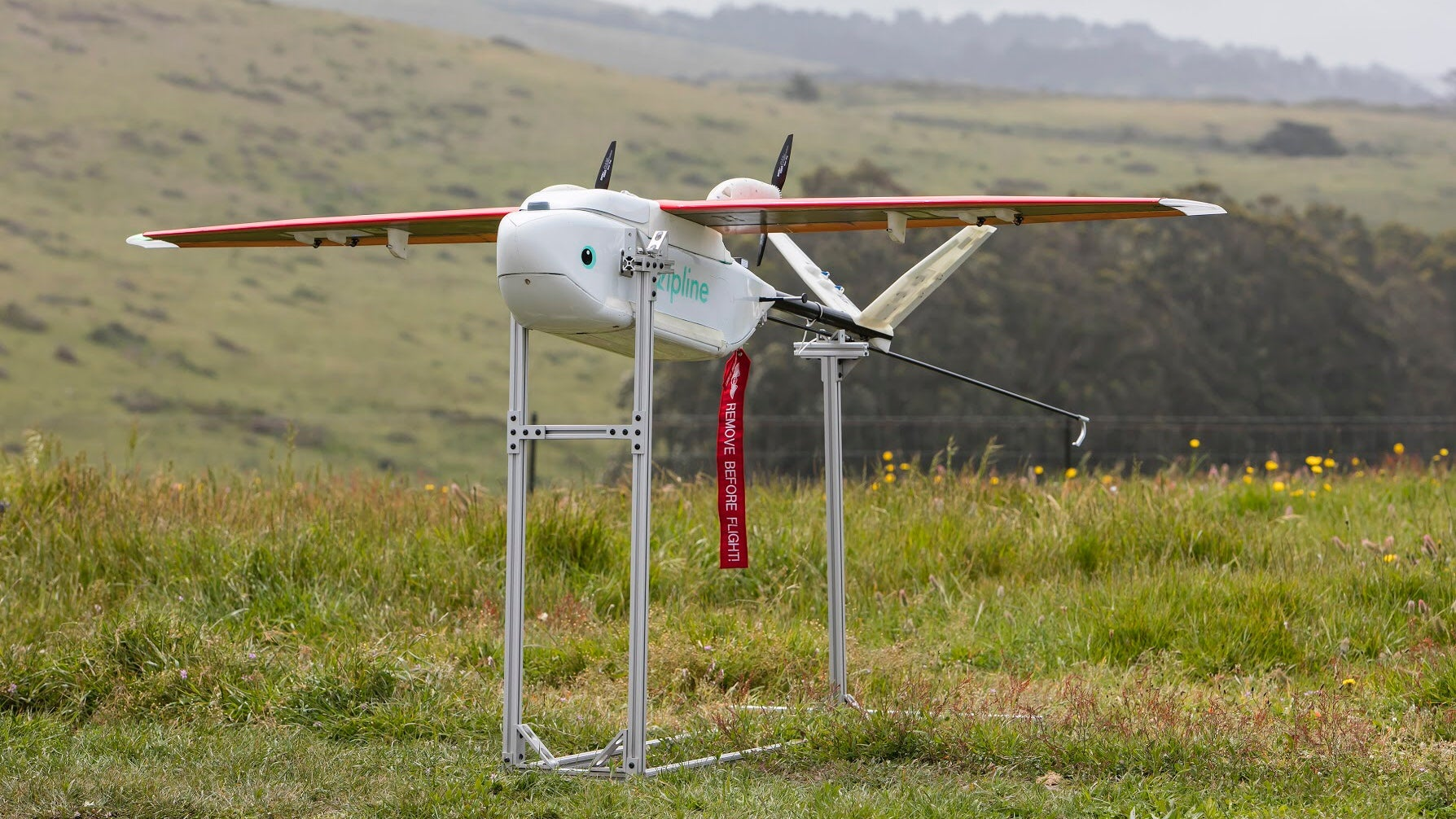 Here's the Smartest Drone Delivery Idea We've Seen Yet