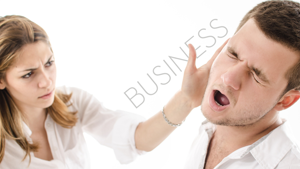 This Week In The Business: A Slap In The Face
