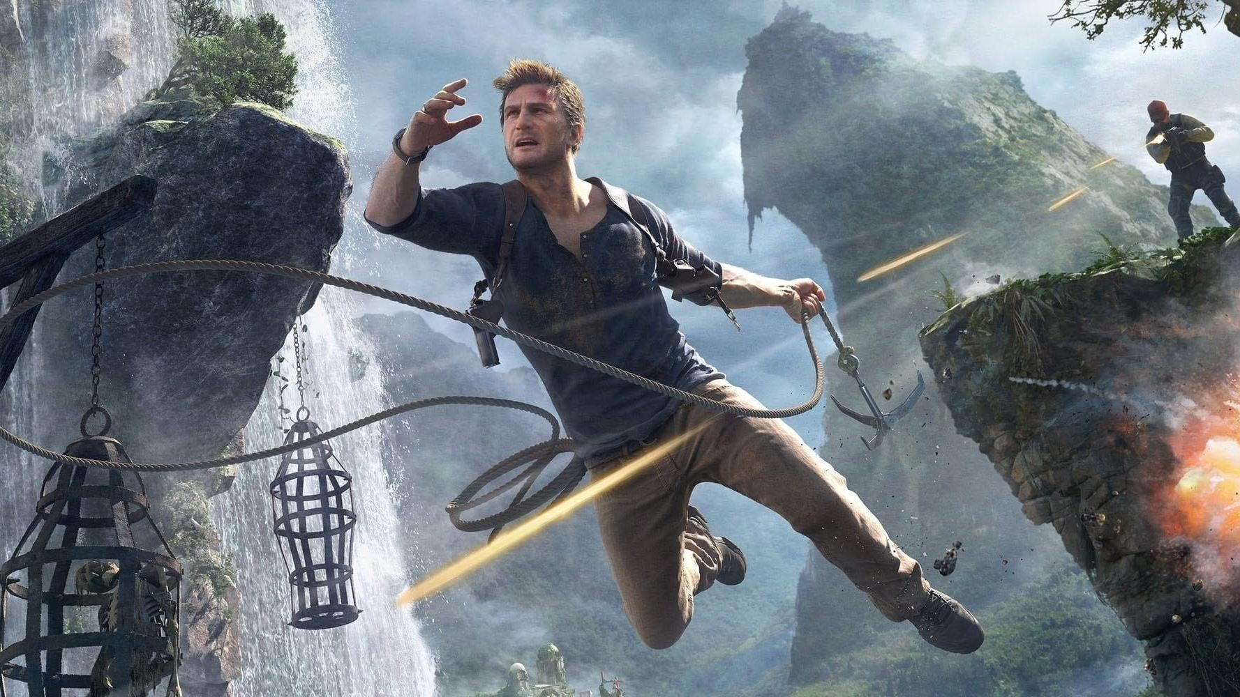 Uncharted Just Lost Another Director
