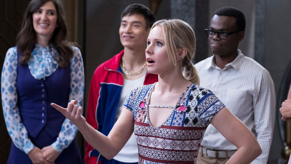 The Good Place Went Where We Least Expected It – Again