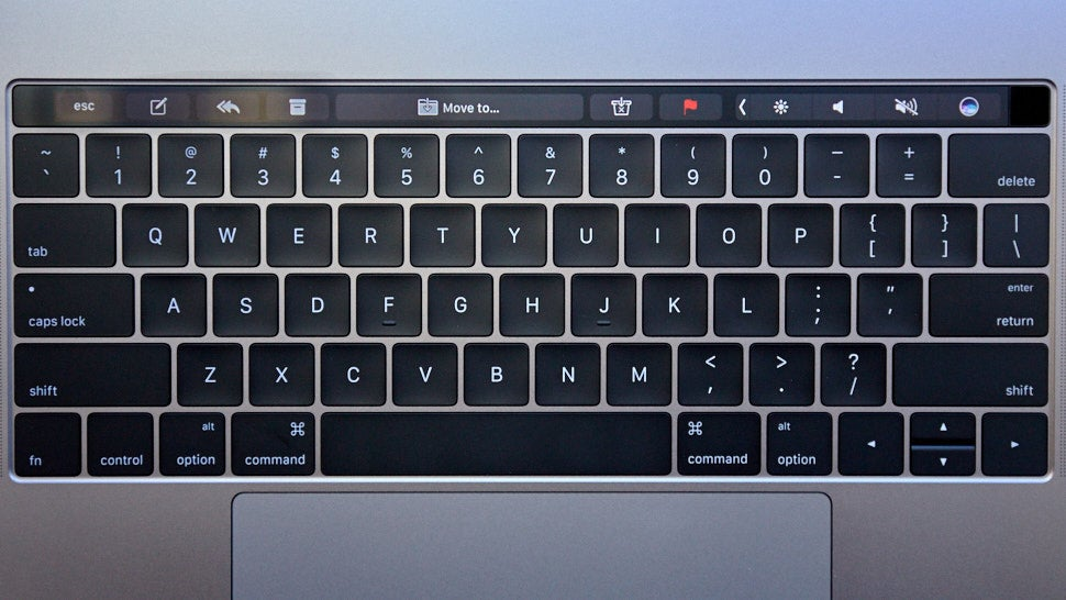 The MacBook Pro Touch Bar Is A Gimmick That's Not Worth The