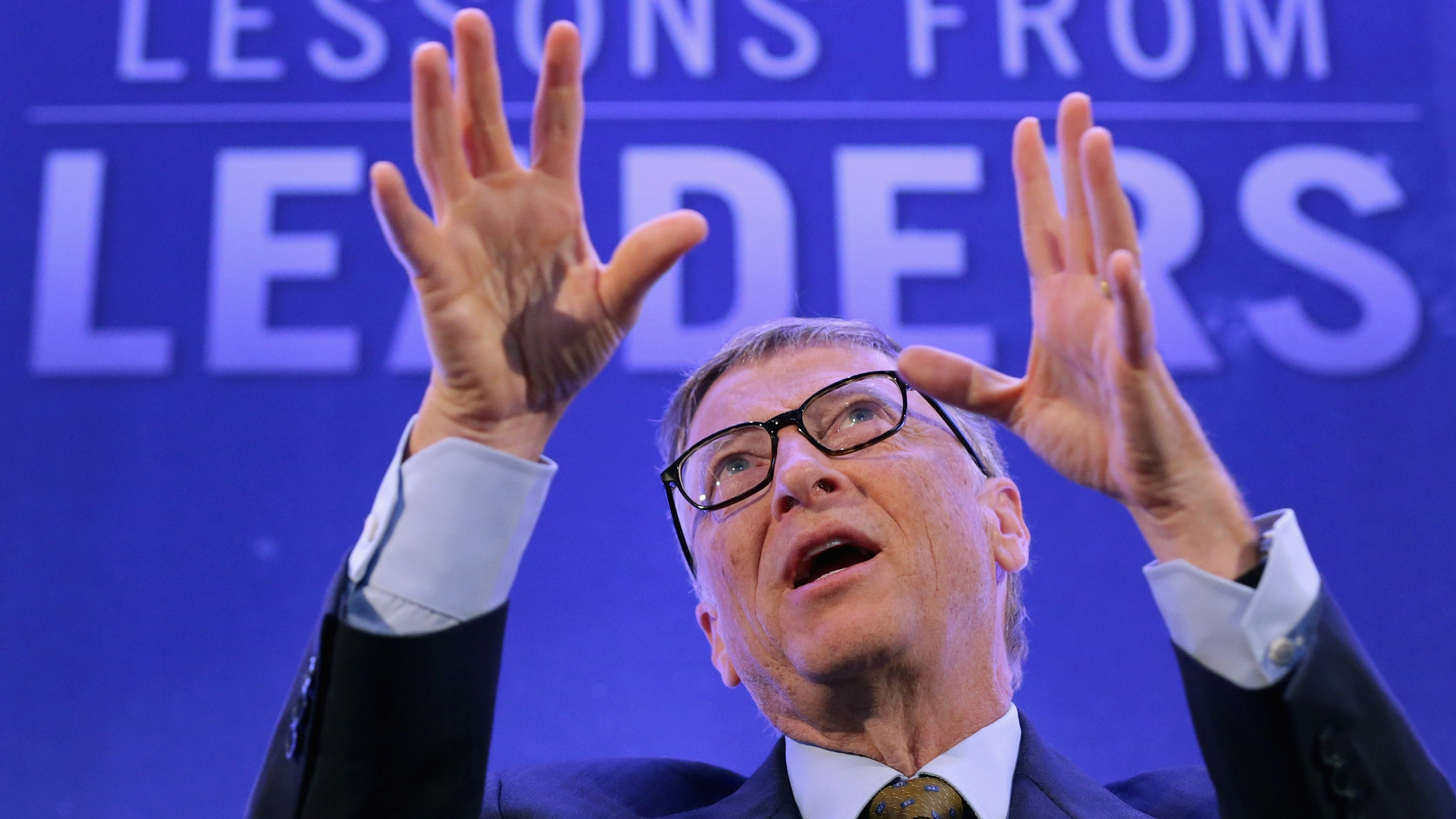 Bill Gates Warns 33 Million People Could Die From Flu Pandemic If We Don't Get It Together