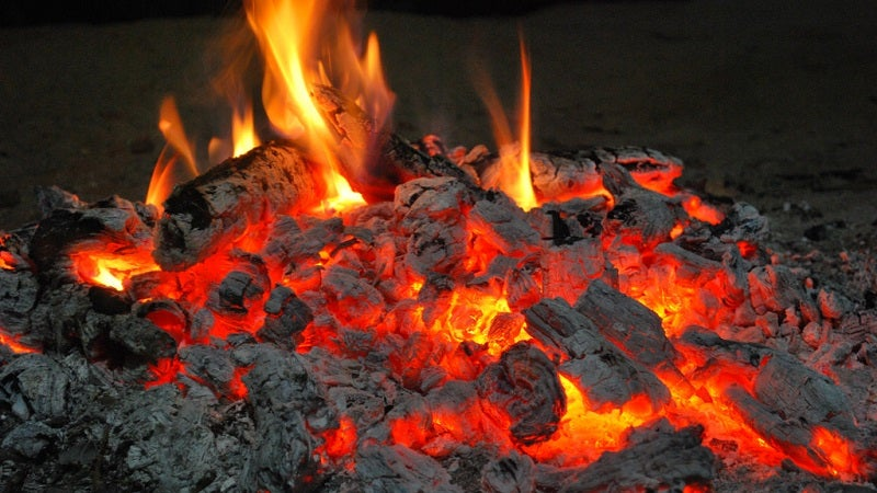 The Secret to Great Campfire Cooking Is a Little Patience