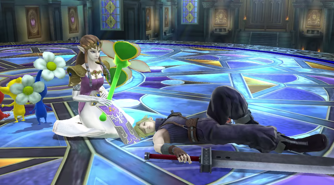 Smash Bros. Fans Are Trolling The Hell Out Of Each Other Right Now