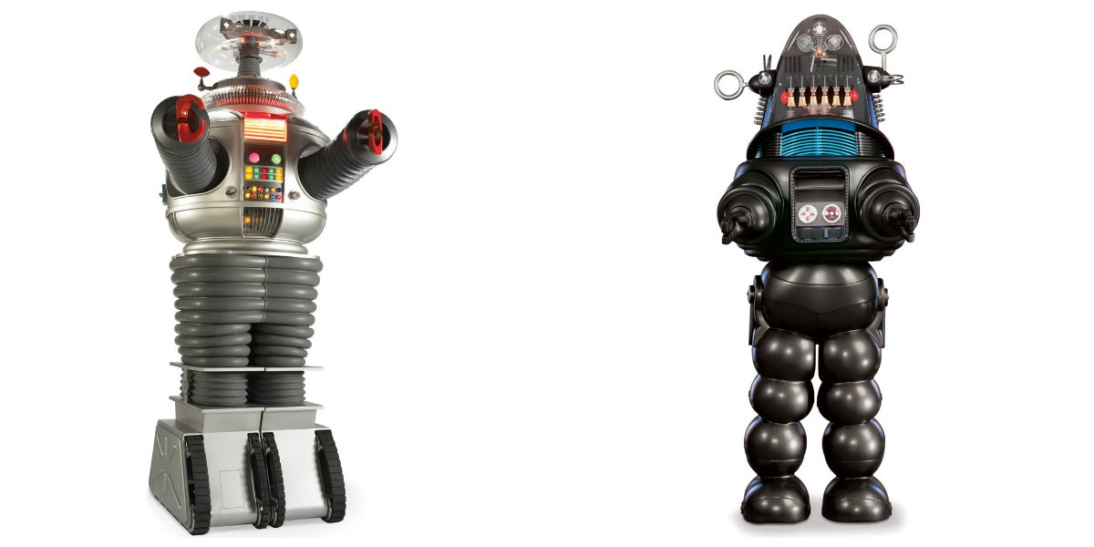 The Top 6 Fictional Robot Fights We'd Definitely Want to Watch