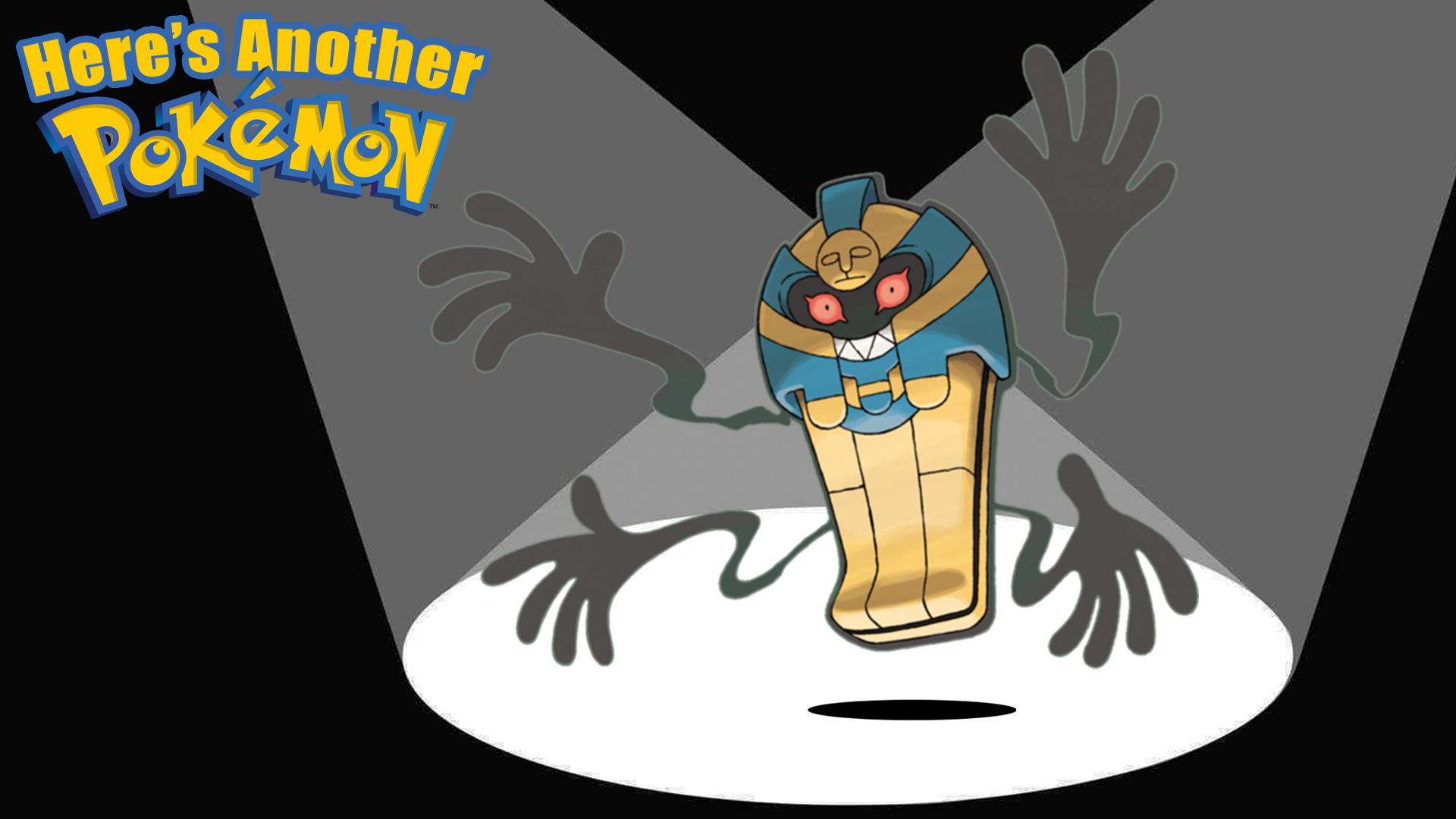 Cofagrigus Will Eat You And Turn You Into A Mummy