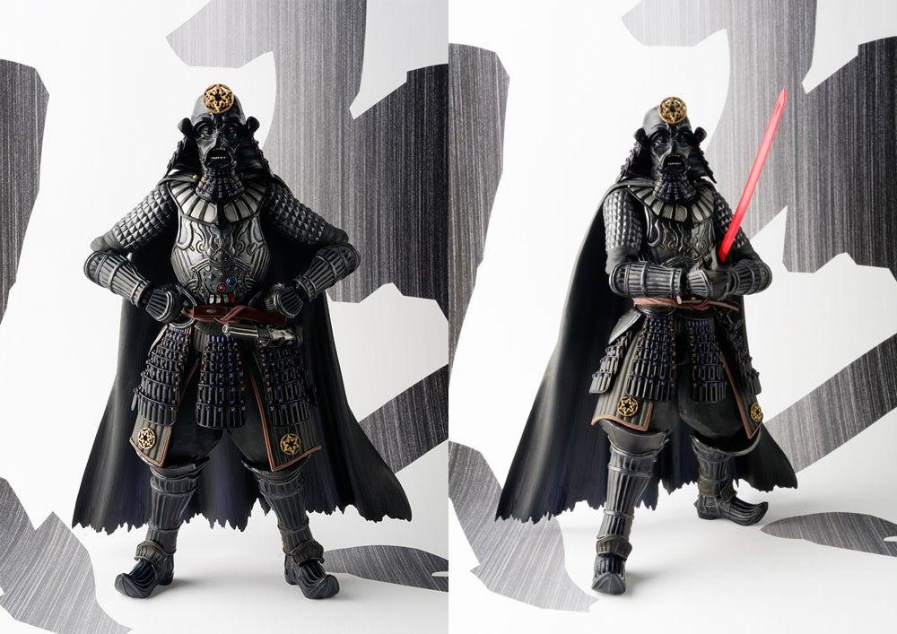 Samurai Star Wars is 12 parsecs worth of neat